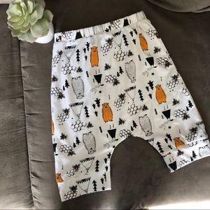 Other - Bear & bee boy shorts